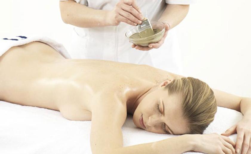 Fango massaggio snellente